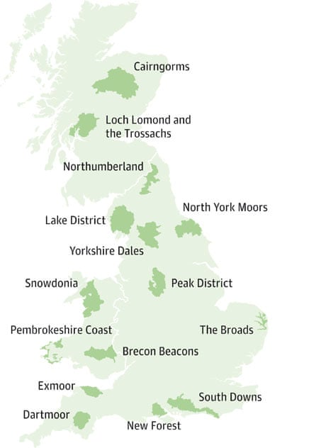 Uk National Parks Celebrating A Country S Natural Beauty