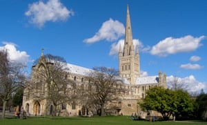 Norwich's medieval cathedral