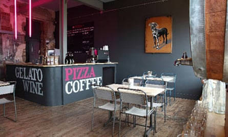 Great British Pizza Co, Margate
