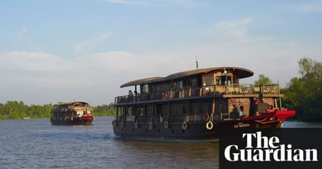 Vietnam: a boat trip on the Mekong