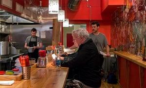 Cheu Noodle bar, Philadelphia