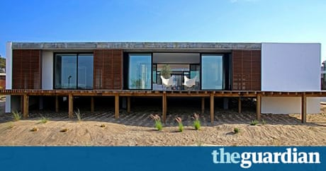 Top 100 holiday beach houses europe travel the guardian for Beach holiday house designs
