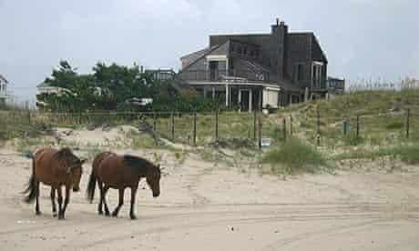 Moonshadow, Carova Beach, North Carolina
