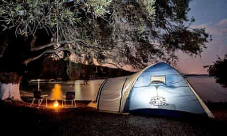 Enjoy Lichnos campsite, Greece