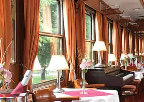 Danube Express carriage
