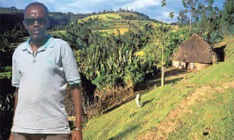 Addisu Abebaw and the Wollo highlands, Ethiopia