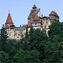 The home of Vlad the Impaler, Transylvania