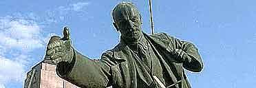 Lenin's statue, Lithuania