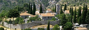 Greek islands: Order in the midst of Chios | Travel | The Guardian