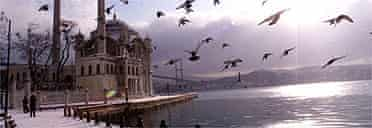 View over the Bosphorus, Istanbul