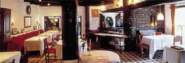 The dining room at El Bulli