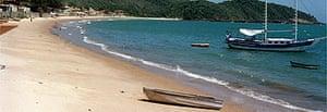 Brazilian beaches