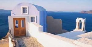 A Greek coast