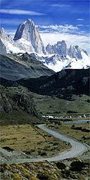 Mount Fitzroy, Chalten, Patagonia, Argentina