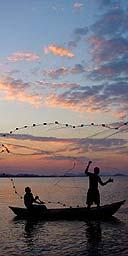 Fishermen, Lake Malawi