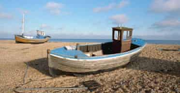 Boats, Dungeness