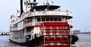 Mississippi steamboat