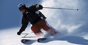 Skiing in Russia