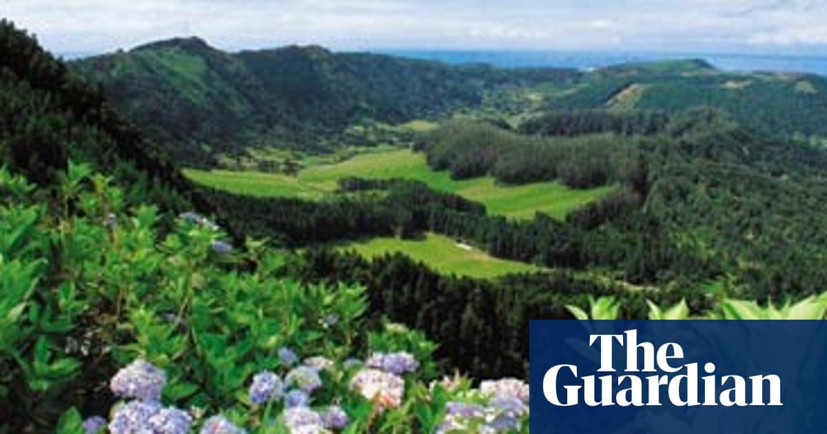 Secret world of the Atlantic | Travel | The Guardian