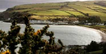 Cushendun, Country Antrim, Ireland