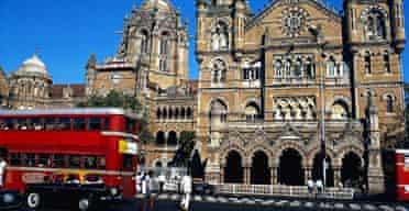The Victoria Railway Terminus, Mumbai