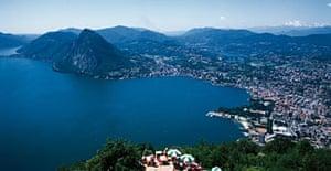 Lugano, Ticino, Switzerland