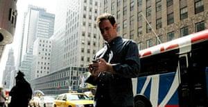 Mike Hodgkinson blogs in New York