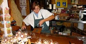 The Atelier du Chocolat de Bayonne, France