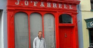 John O'Farrell in Ireland