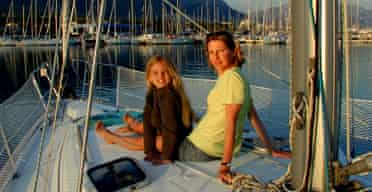 Jessica and Ilona Ecott, Croatia