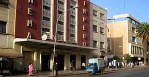 Cinema Impero, Asmara, Eritrea