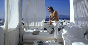 Escape: The Belvedere, Greece. Holiday romance .