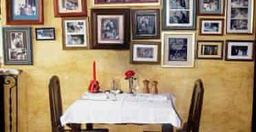 Paladar restaurant, Havana