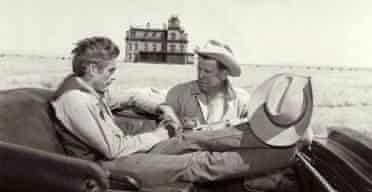 Travel: James Dean in Giant