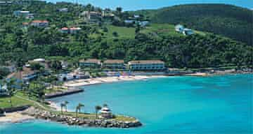 Blue Waters Hotel, Antigua