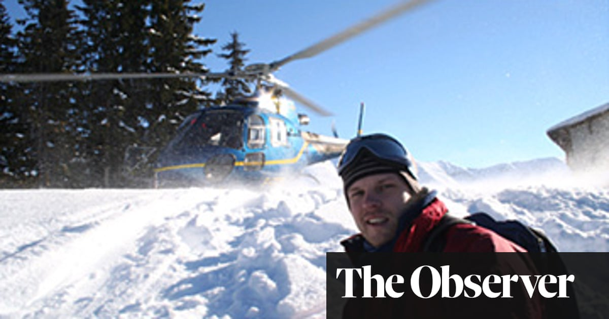 The Best Gourmet Skiing Travel The Guardian