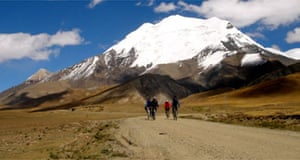 Red Spokes Cycling Trip, Tibet