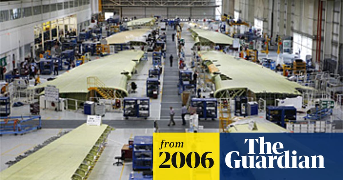 Wings of desire | Business | The Guardian