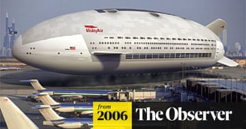 The hot topic: Cruise ship of the skies | Travel | The Guardian