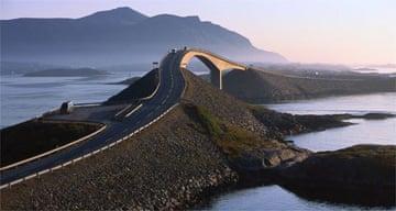 Atlantic Road, Norway