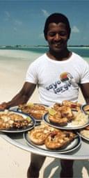 Seafood, Cuba