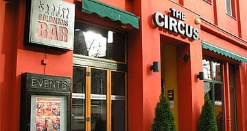 The Circus, hostel in Berlin