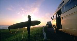 Surfer's Paradise, Devon