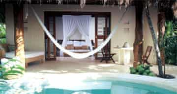 Ikal del Mar hotel on the Riviera Maya