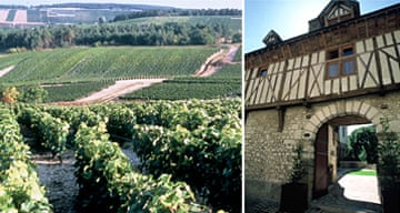 Cheap Champagne Travel The Guardian