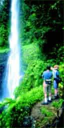 Waterfall, Dominica