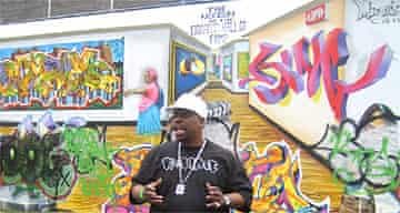 Hip-hop tour of Harlem, New York