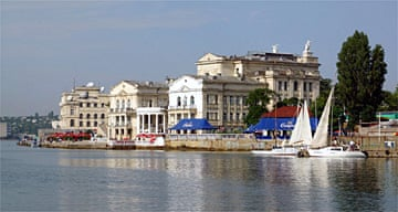 Sebastopol, Ukraine