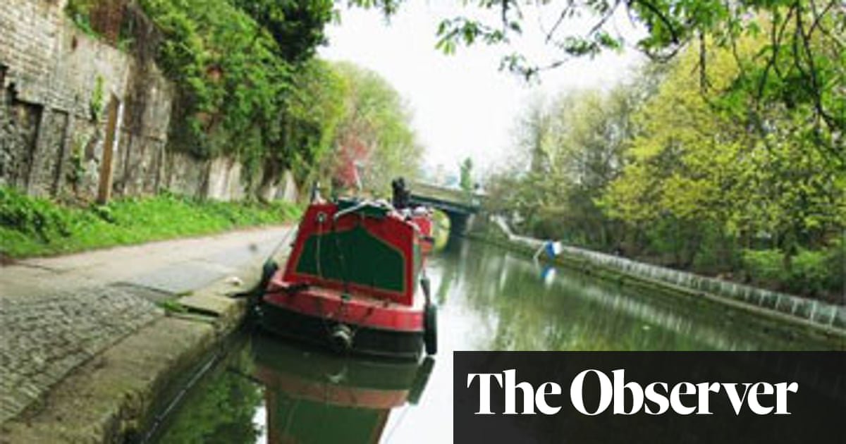 Narrowboat holiday in London | Travel | The Guardian