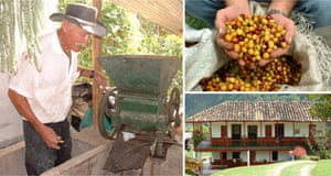 Coffee tourism in Colombia